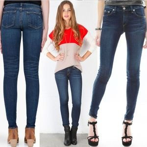 Rag & Bone Wonderland skinny jeans 30